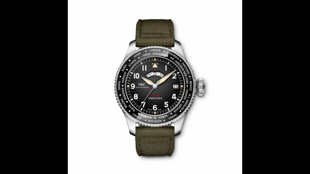SIHH 2019: IWC Schaffhausen new Spitfire Pilot's Watches