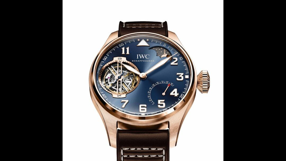 SIHH 2019: IWC Schaffhausen Le Petit Prince special editions