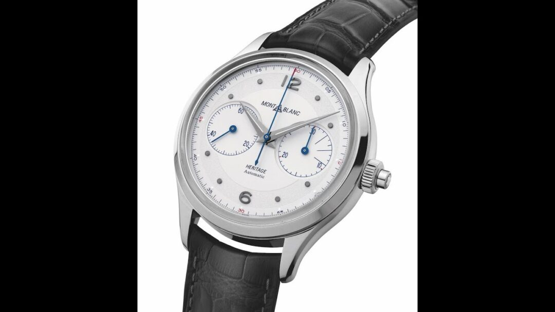 SIHH 2019: Montblanc Heritage collection (Part 2)