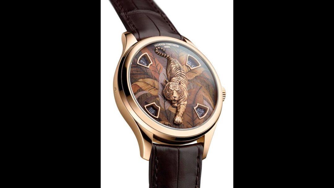 SIHH 2019: VACHERON CONSTANTIN Les Cabinotiers. Four gorgeous timepieces.