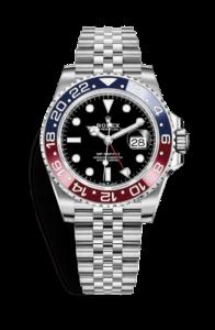 GMT-Master II 40mm(Ref. 126710BLRO)