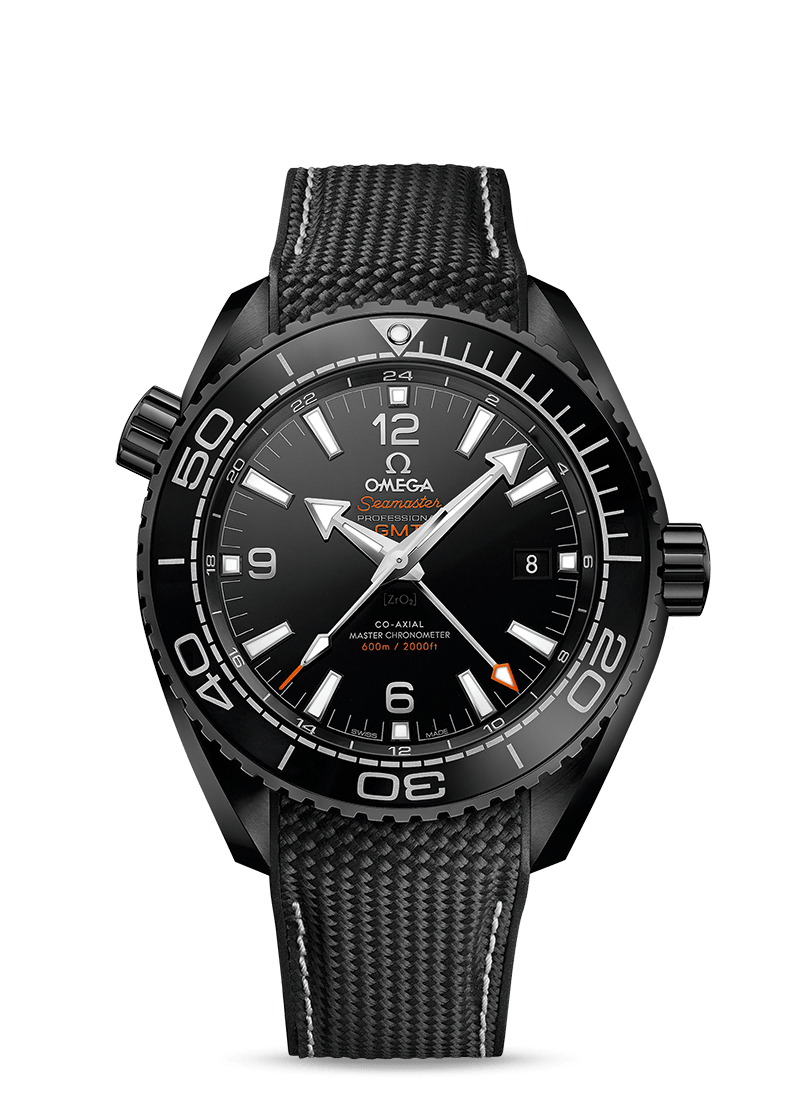 Seamaster Planet Ocean 600m Deep Black 45.5mm (Ref. 215.92.46.22.01.001)