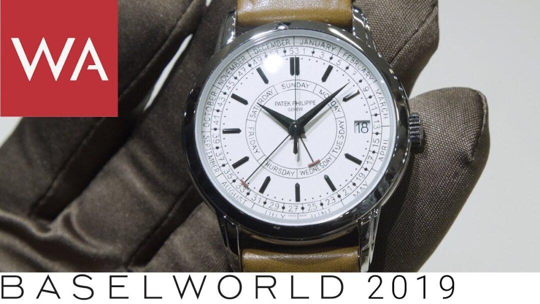 Baselworld 2019: Patek Philippe Calatrava Weekly Calendar Ref. 5212A