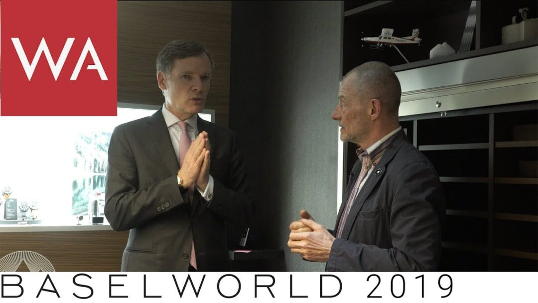 Baselworld 2019: Talking to Peter Stas, Co-Founder Frederique Constant & Alpina