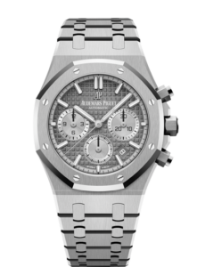 Royal Oak Chronograph 38mm (Ref. #26315ST.OO.1256ST.02)