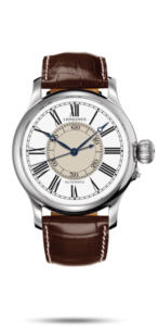 Weems Second-Setting Watch 47.5mm (Ref. L2.713.4.11.0)