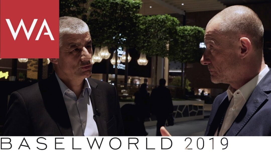 Baselworld 2019: Talking Business, Facts & Figures with René Weber, Chief Analyst Bank Vontobel