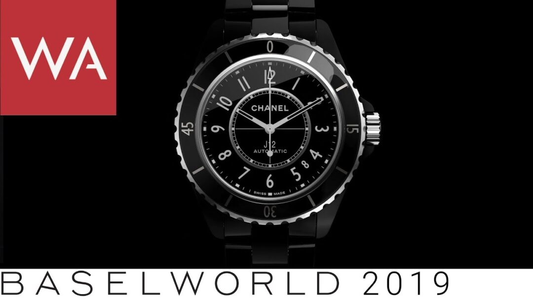 Baselworld 2019: The new CHANEL J12 - talking to Nicolas Beau, Head of Chanel watch division