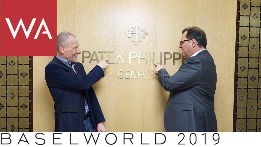 Baselworld 2019: Talking to Thierry Stern, President Patek Philippe