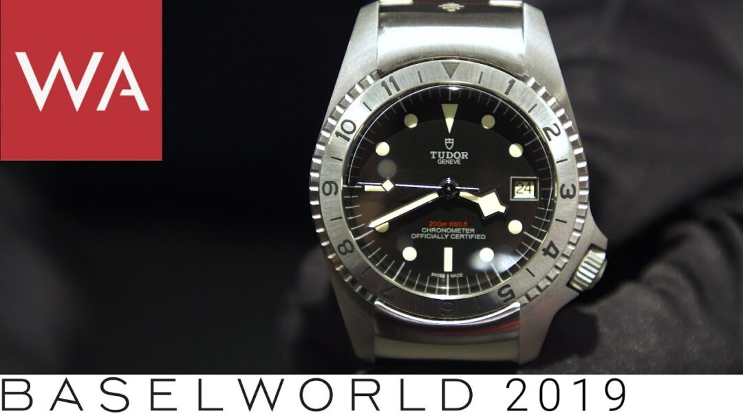 Baselworld 2019: Hands-on the TUDOR novelties (including Black Bay P01)