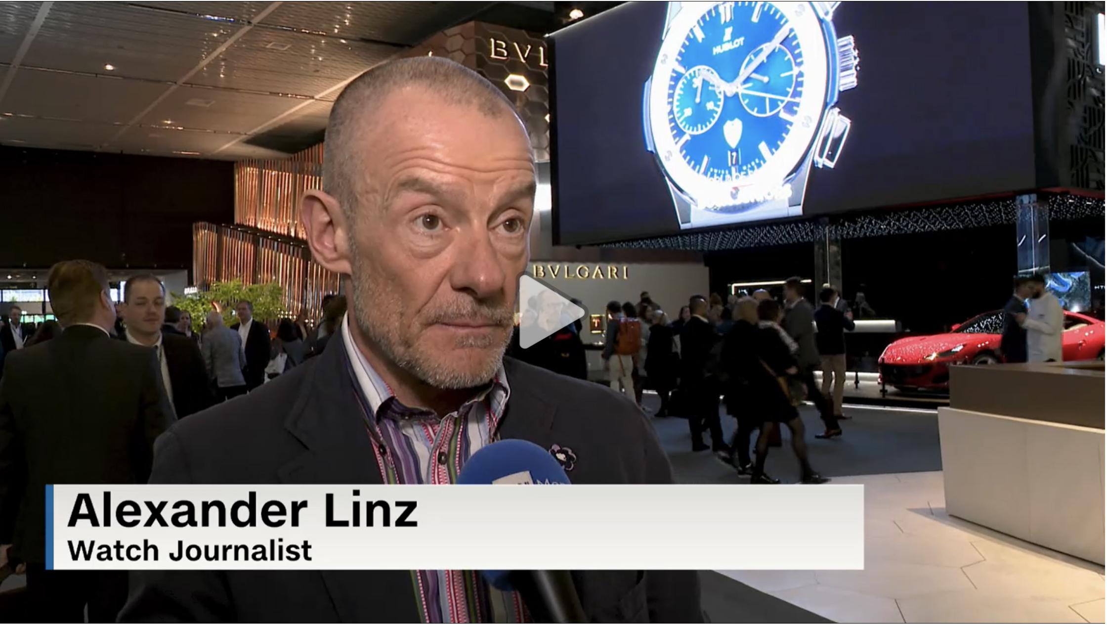 Alexander Linz CNN Money Switzerland
