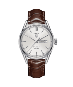 Carrera Calibre 5 Day-Date 41mm (Ref. WAR201B.FC629)