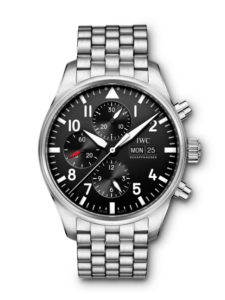 Pilot's Watch Chronograph 43mm (Ref. IW377710)