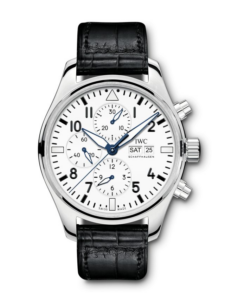 Pilot's Watch Chronograph Edition «150 Years» 43mm (Ref. IW377725)