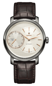 Diamaster Automatic Grande Seconde 43mm (Ref. R14129116)