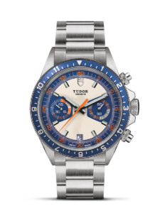 Heritage Chrono Blue 42mm (Ref. M70330B-0004)