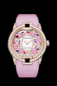 Blossom Velvet Pink 36mm (Ref. RDDBVE0049)