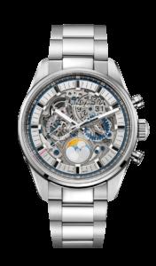 Chronomaster Grande Date Full Open 45mm (Ref. 03.2530.4047/78.M2530)