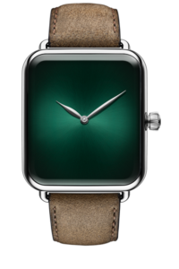 Swiss Alp Watch Cosmic Green Concept 38.2mm (Ref. 5324-0210)