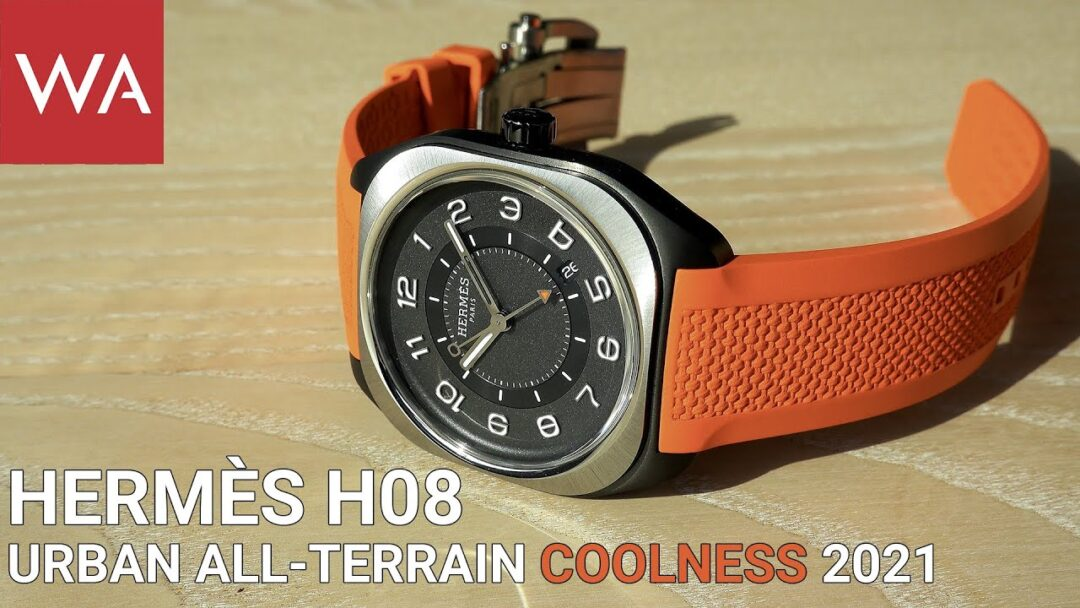 HERMÈS H08. Urban All Terrain Coolness 2021. WORLD PREMIERE!